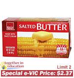 Harris Teeter Butter