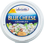 AlouetteCrumbled Cheese Blue or Gorgonzola     / 4 oz Save at Least$2.00 each / <span class='coupon-offer'>$3.99</span>