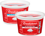 Breakstone'sCottage Cheese      / 16 oz Save at least$1.58 on 2 / <span class='coupon-offer'>2/$5</span>