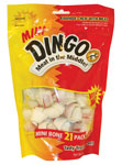 DingoMini Bones      / 21 ct Save at Least$4.00 each / <span class='coupon-offer'>$8.99</span>