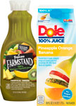 Tropicana Farmstandor Dole Blends      / 32-59 oz Save at Least$1.98 on 2 / <span class='coupon-offer'>2/$4</span>