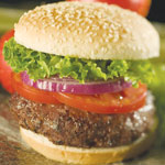 Meadowland Farms 80%Lean Beef Hamburgers 10 Burgers