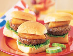 Gourmet BeefBurgers or Sliders