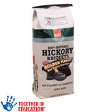 Harris TeeterHickory Briquets      / 16.6 lb Save at Least$2.00 each / <span class='coupon-offer'>$7.99</span>