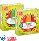 NSA Variety Fruit Bars      / 12 ct Item Rings atHalf Price / <span class='coupon-offer'></span>