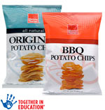 Harris TeeterPotato Chips      / 8 oz Item Rings atHalf Price / <span class='coupon-offer'></span>