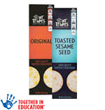 HT TradersWater Crackers      / 4.4-8 oz Item Rings atHalf Price / <span class='coupon-offer'></span>