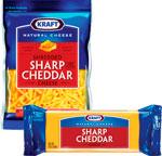 Kraft Shreddedor Chunk Cheese      / 6-8 oz Item Rings atHalf Price / <span class='coupon-offer'></span>