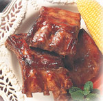 SmithfieldSt. Louis Pork Spare Ribs Carolina Marinated