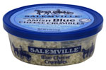 Salemville AmishBlue Cheese Crumbles or Gorgonzola Crumbles     / 4 oz Item Rings atHalf Price / <span class='coupon-offer'></span>