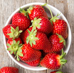 Strawberries Farmers Market     / 1 lb Item Rings atHalf Price / <span class='coupon-offer'></span>