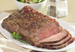 Boneless NY Strip Steakor Steakhouse Roast  HT Reserve Angus Beef     /  Save at Least$3.00 lb / <span class='coupon-offer'>$8.99</span>