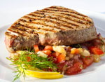 Tuna Steaks      / Wild Caught Save Big! / <span class='coupon-offer'>$8.99</span>