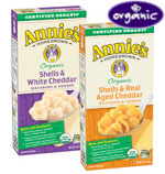 Annie'sOrganic Shells & Cheese