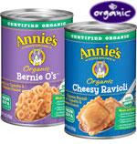 Annie'sOrganic Pasta      / Select Varieties Save Big! / <span class='coupon-offer'>2/$3</span>