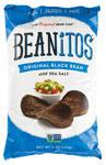 Beanitos Chips Black Bean Sea Salt     / 6 oz Save Big! / <span class='coupon-offer'>2/$5</span>