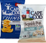 Cape Cod, Popcorn or Thin Potato Chips