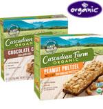 Cascadian FarmOrganic Granola Bars      / Select Varieties Save Big! / <span class='coupon-offer'>2/$5</span>
