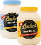 Duke's Mayonnaise      / 32 oz Save Big! / <span class='coupon-offer'>2/$6</span>