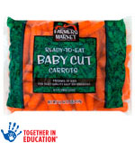 Harris TeeterBaby Cut Carrots
