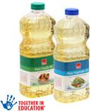 Harris Teeter Cooking Oils Select Varieties     / 48 oz Save Big! / <span class='coupon-offer'>2/$4</span>