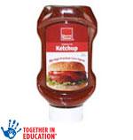 Harris TeeterKetchup      / 20 oz Save Big! / <span class='coupon-offer'>5/$5</span>