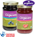 Harris Teeter OrganicsPreserves      / 11 oz Save at Least98¢ on 2 / <span class='coupon-offer'>2/$4</span>