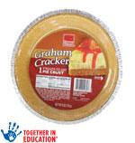 Harris TeeterGraham Cracker Pie Crust      / 6 oz Save Big! / <span class='coupon-offer'>$1.27</span>