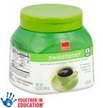 Harris TeeterStevia      / 9.8 oz Save Big! / <span class='coupon-offer'>$4.99</span>