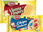 Keebler Chips Deluxeor Vienna Fingers      / 10-15 oz Save at Least$1.80 each / <span class='coupon-offer'>$1.88</span>