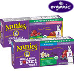 Annie's OrganicYogurt Tubes