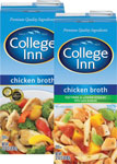 College InnBroth      / 32 oz Save Big! / <span class='coupon-offer'>2/$4</span>