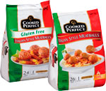 Cooked PerfectMeatballs Homestyle or Italian     / 20-32 oz Save at Least$2.70 each / <span class='coupon-offer'>$5.99</span>