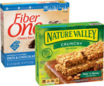 Nature Valley orFiber One Bars Limit 4 at e-VIC Member Price     / 4-8 oz e-VIC MemberPrice: $1.87 / <span class='coupon-offer'>2/$5</span>