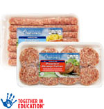 Harris Teeter NaturalsSausage Links or Patties      / 12 oz Save at Least$4.98 on 2 / <span class='coupon-offer'>2/$5</span>