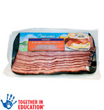 Harris Teeter Naturals Uncured Turkey Bacon      / 10 oz Save Big! / <span class='coupon-offer'>2/$7</span>