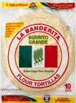 La BanderitaTortillas      / 16 oz - 8 Inch Save at Least$2.00 each / <span class='coupon-offer'>99¢</span>