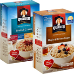 QuakerInstant Oatmeal Limit 4 at e-VIC Member Price     / 9-15 oz e-VIC MemberPrice: $1.97 / <span class='coupon-offer'>2/$5</span>