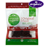 Simple Truth OrganicBeef Jerky      / 3 oz Save Big! / <span class='coupon-offer'>$3.99</span>