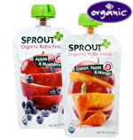 Sprout Stage 2Organic Baby Food
