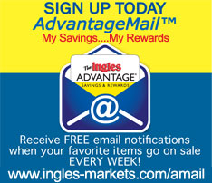 Sign up for AdvantageMail Today! - My Savings...My Rewards